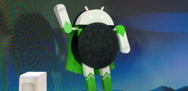 android oreo teaser