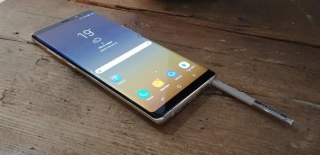 móviles más vendidos galaxy note