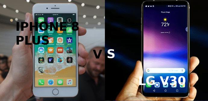 comparativa iphone lg