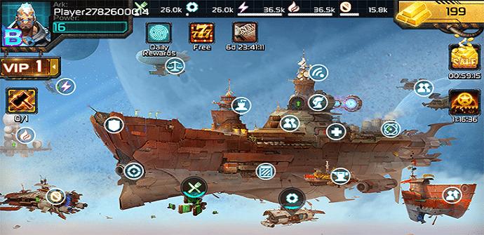 juegos de conquista ark of war