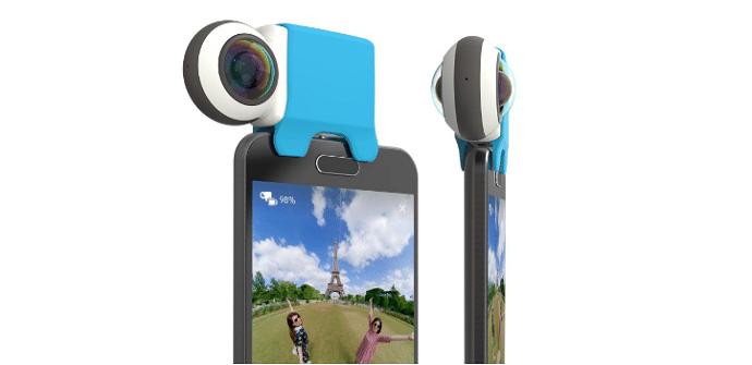 giroptic 360 cámara