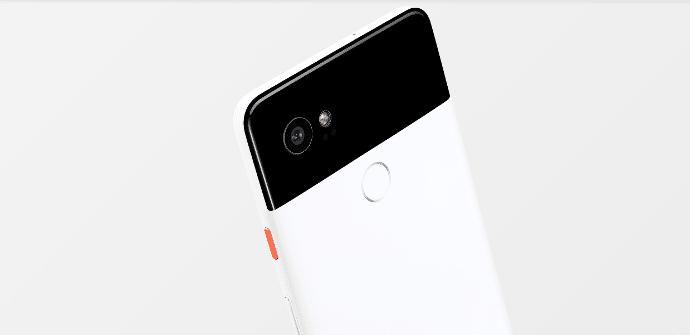 google pixel 2 xl carcasa