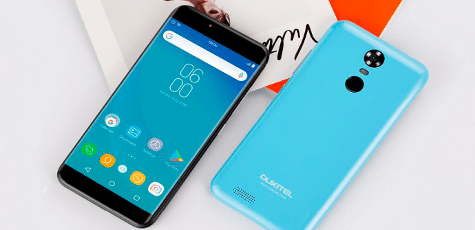 móviles más vendidos oukitel c8
