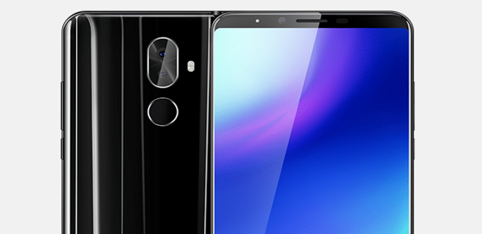 móviles chinos cubot x18 plus