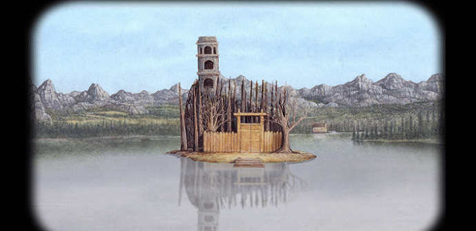 rusty lake paradise pantalla