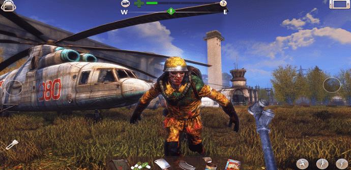 radiation city personajes