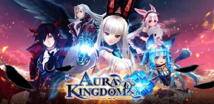 juegos de rol aura kingdom