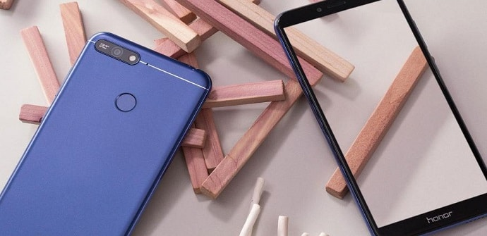 honor 7a phablet