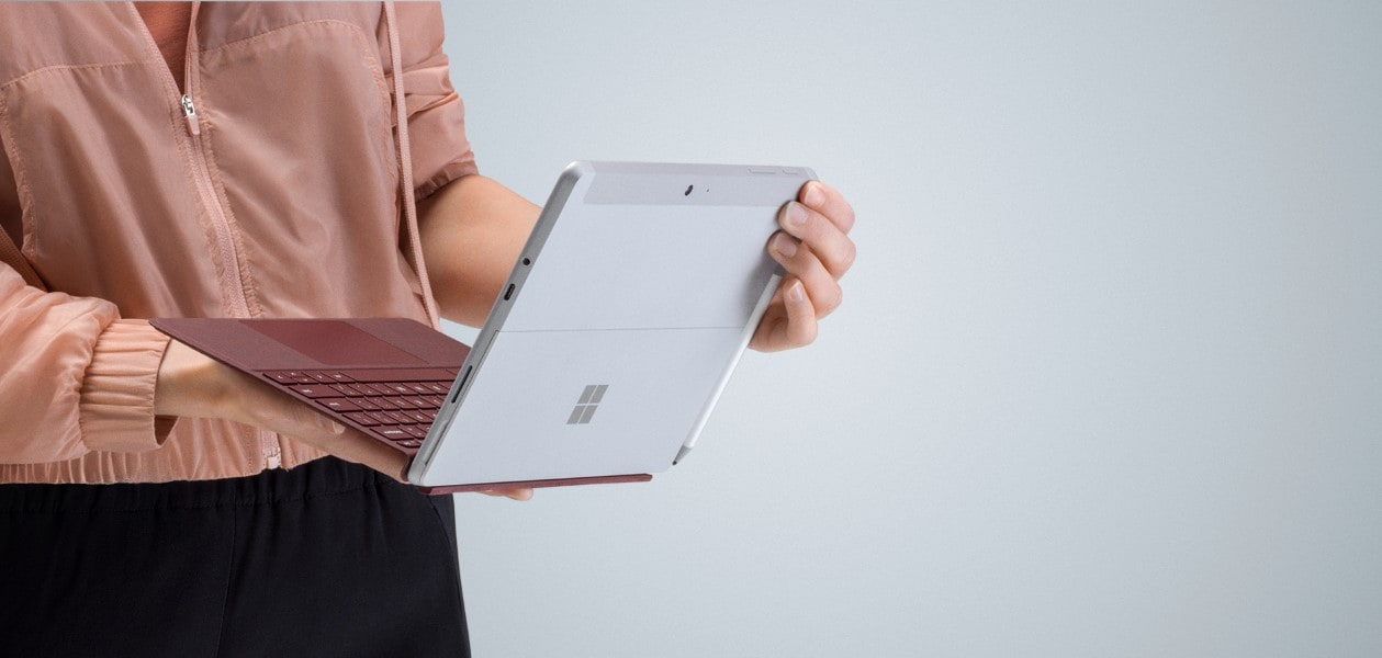 Surface Go de Microsoft