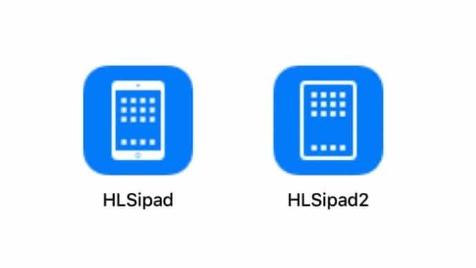 Icono del iPad actual vs iPad Pro 2018