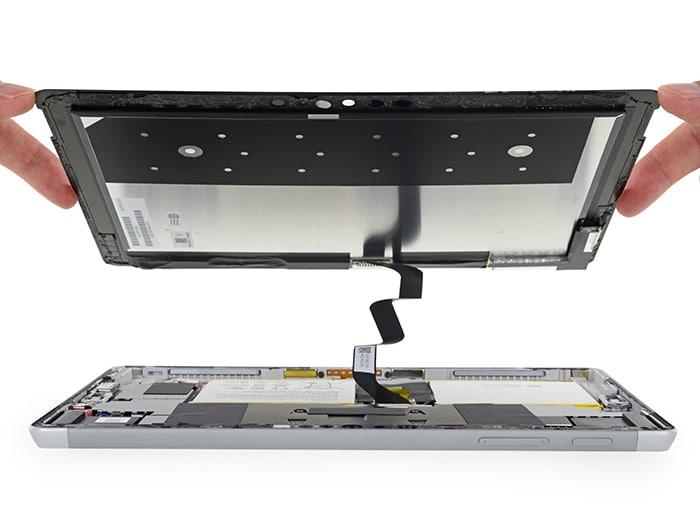 Reparar Surface Go