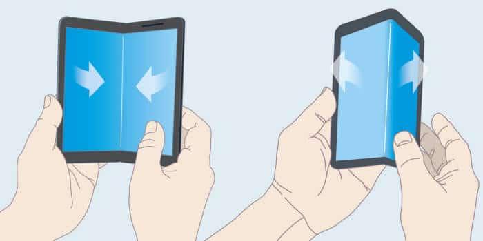 LG piensa ya en sus pantallas OLED plegables