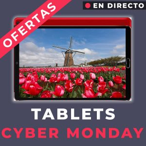 tablets cyber monday